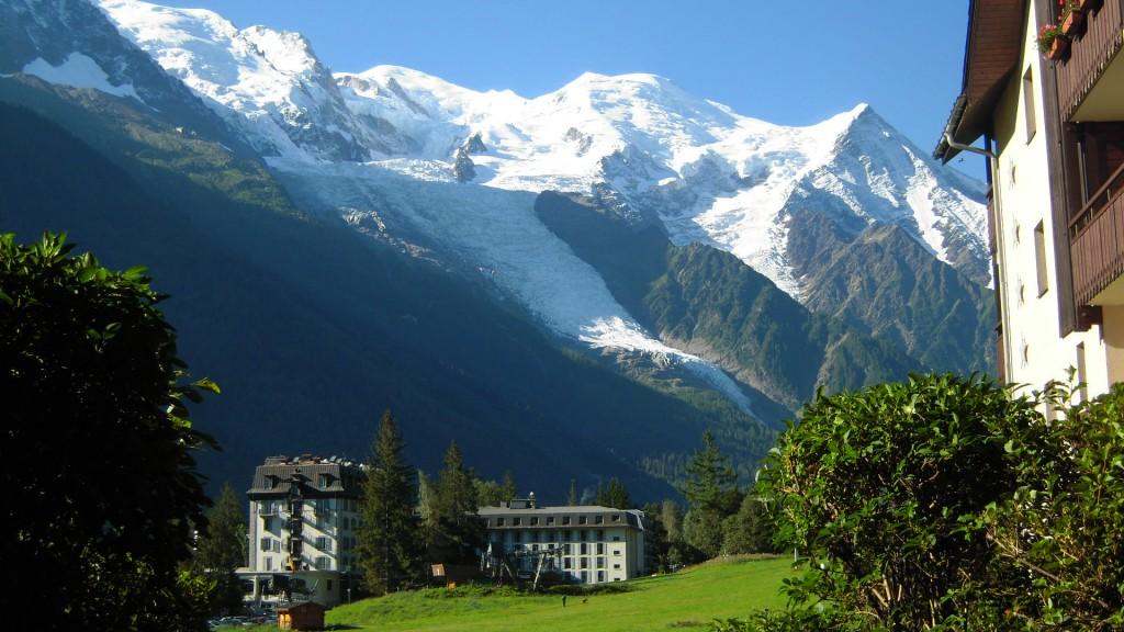 Chamonix, frumusețea muntelui