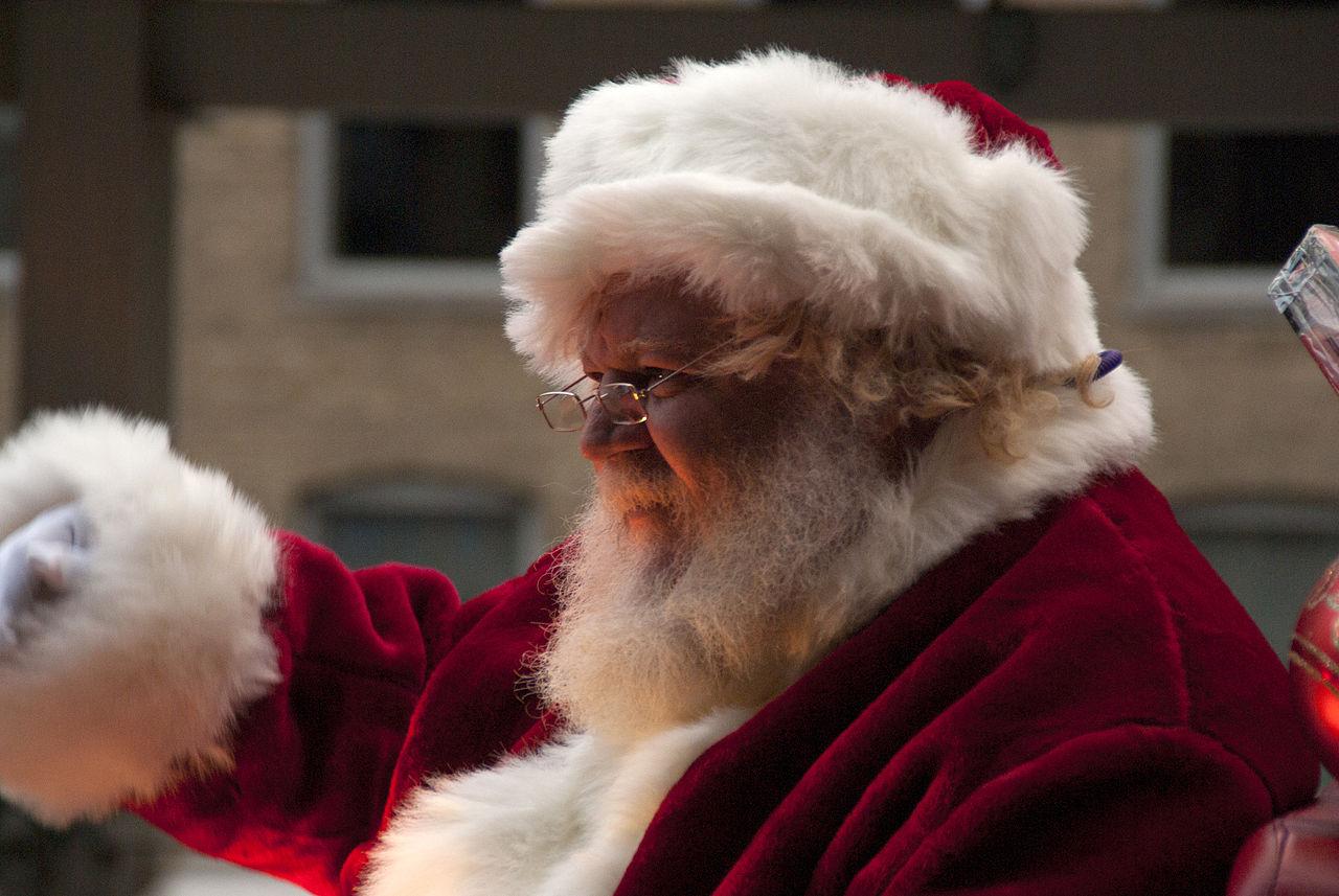 Controversatul Moș Crăciun