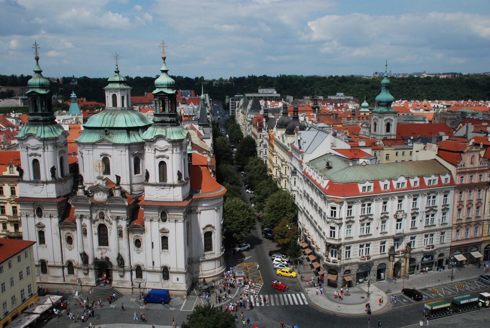 Praga, un oraş minunat