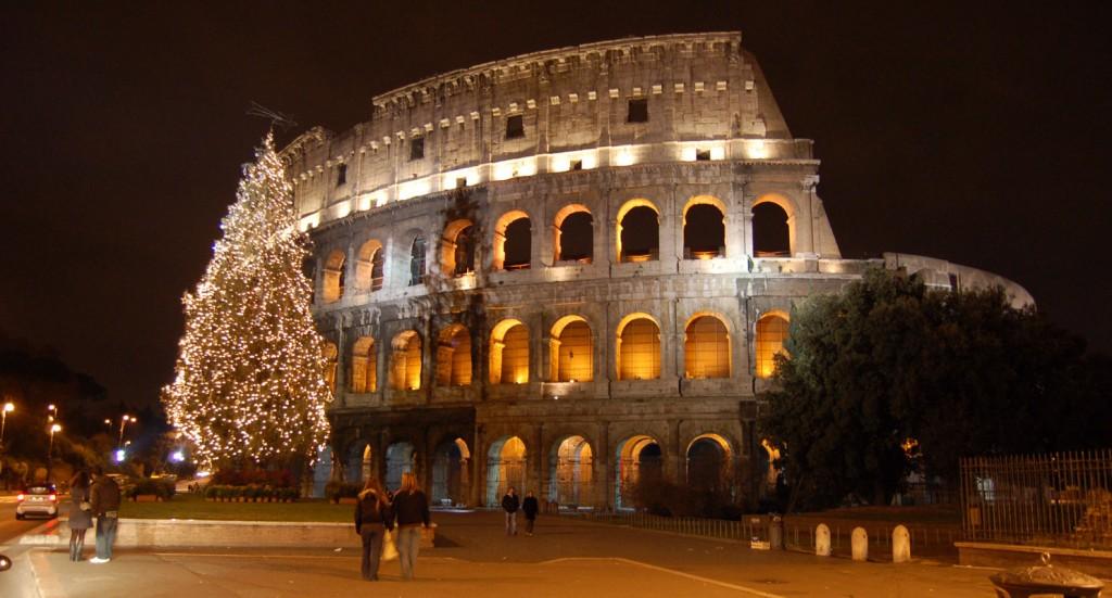 Destinații de Crăciun, toate drumurile duc la Roma