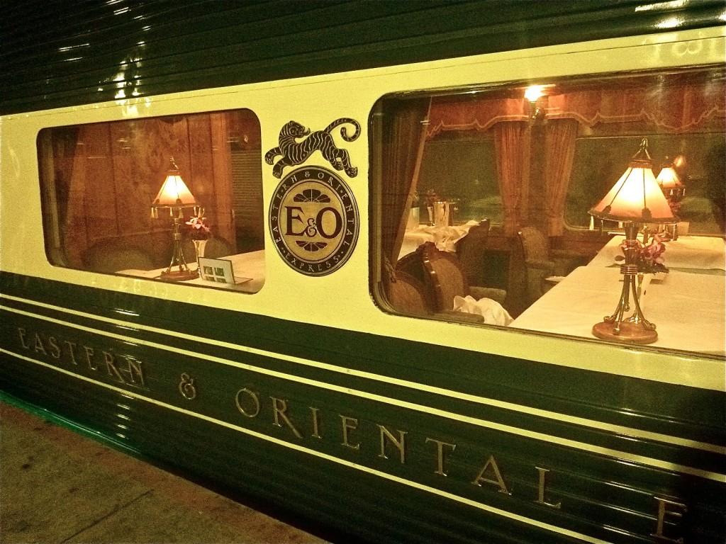 Dotările de lux erau și sunt un atuu al trenului Orient Express
