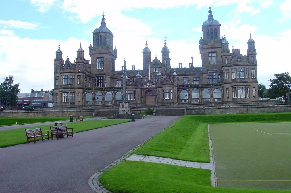 Universitate din Edinburgh, Scoţia