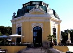 Foișorul de ceai din Grădina Zoologică din Viena