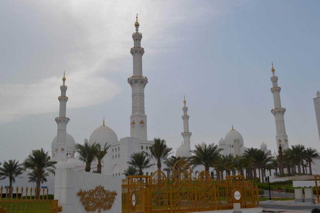 Frumusețea unui oraș arab