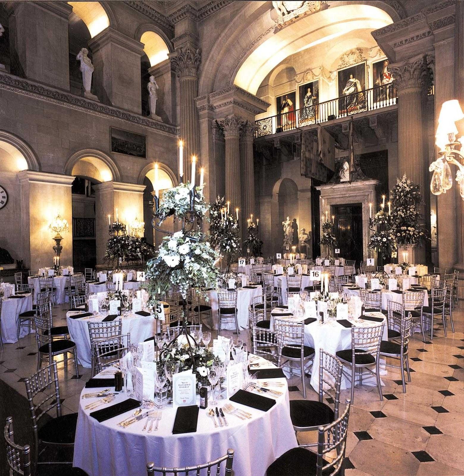Great Hall, Restaurant din Blenheim Palace