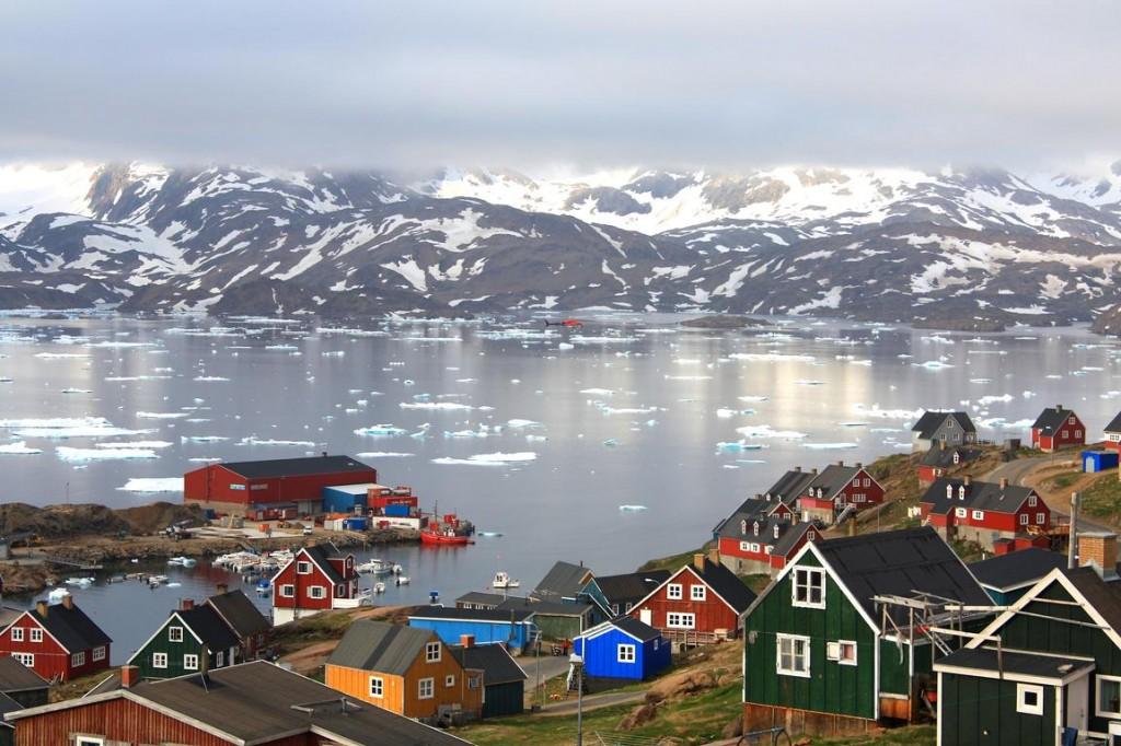 Groenlanda, frumusețe de gheață