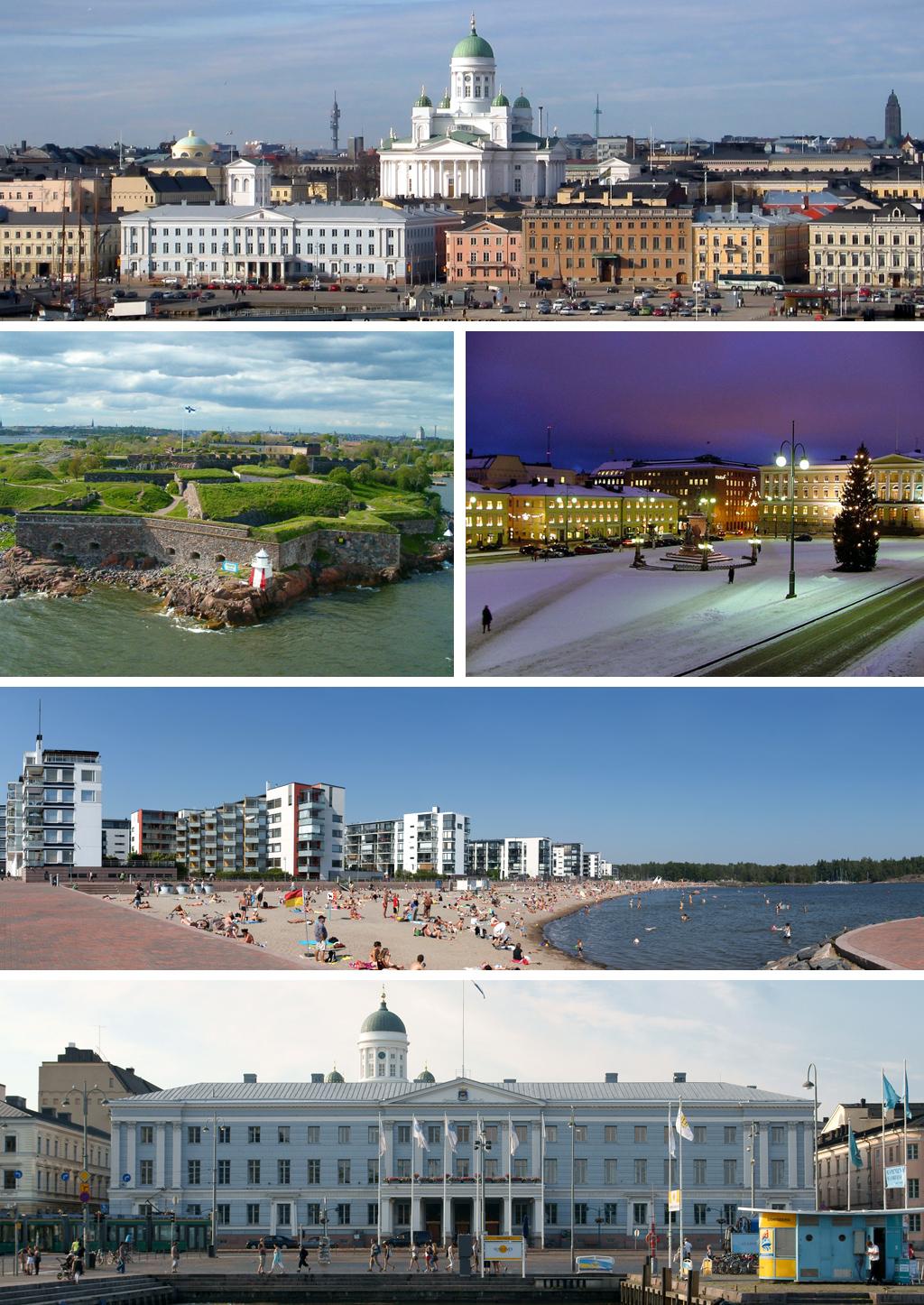 Stilul de viaţă relaxat din Helsinki