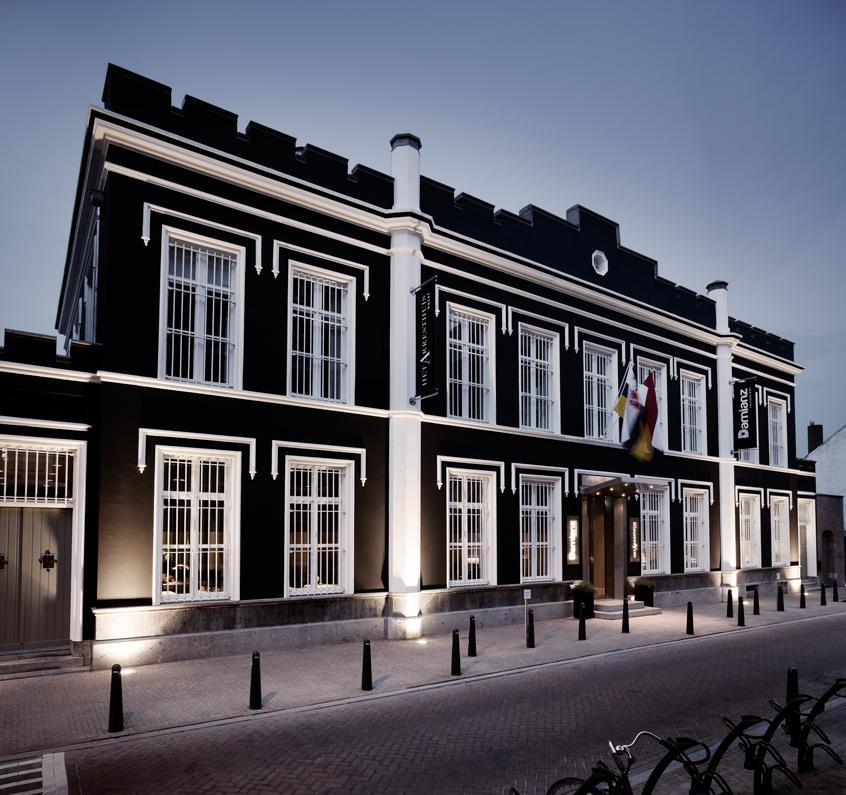 Fosta închisoare Het Arresthuis transformată în hotel congtroversat de lux