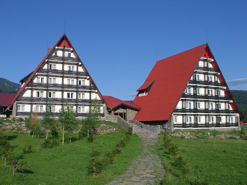 Hotel din Cheia