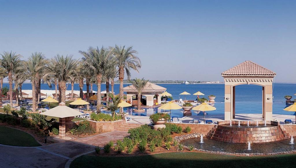 Hotelul Al Raha din Abu Dhabi