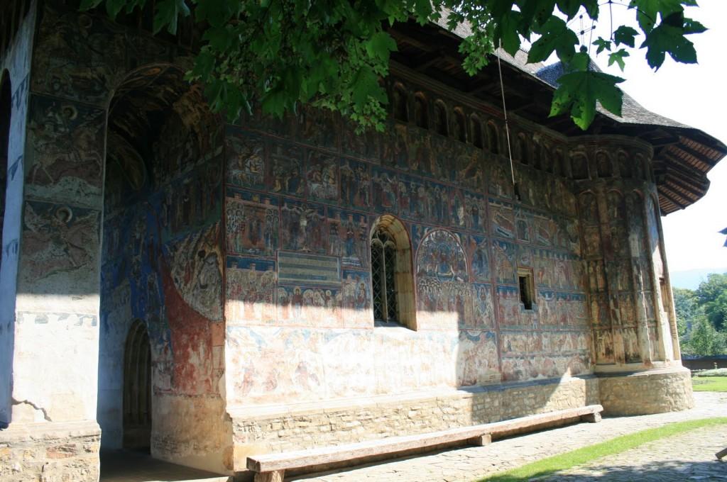 Humor, o mânăstire ce trebuie vizitată