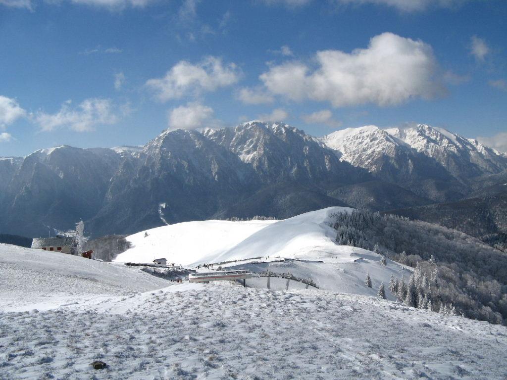 Iarna la Azuga