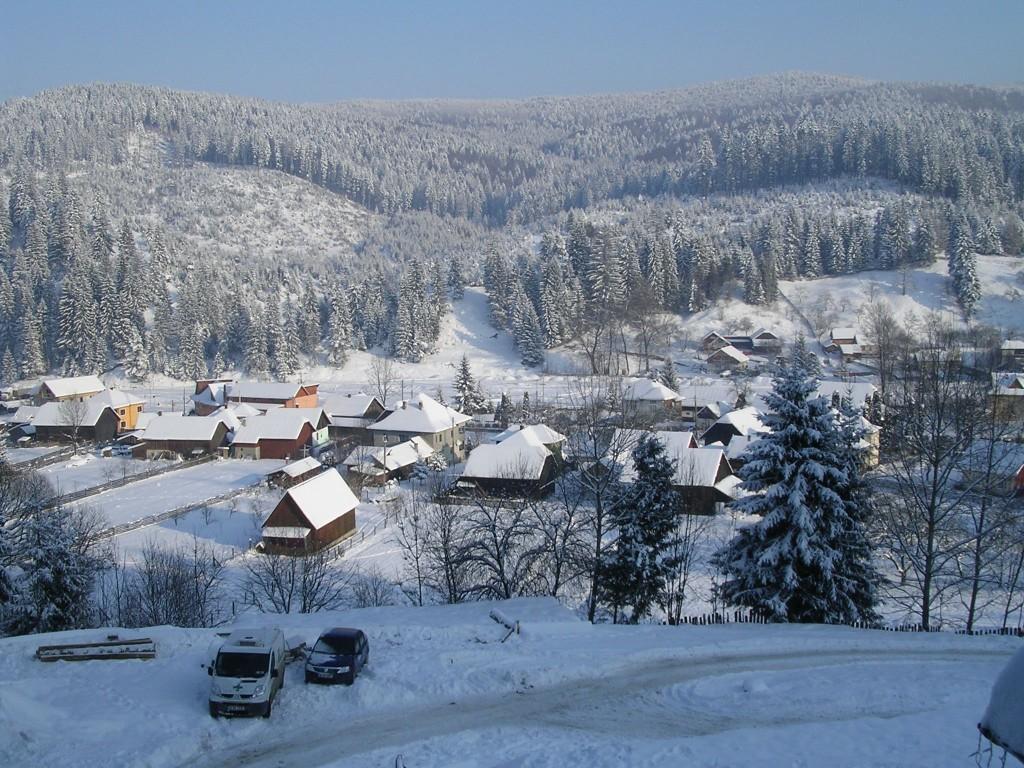 Iarna la Câmpulung Moldovenesc