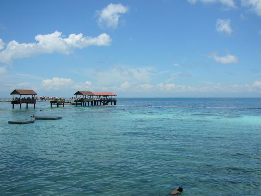 Insula Langkawi este excelentă pentru scufundări