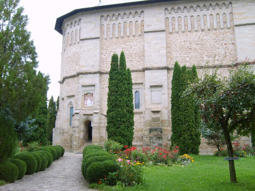 Intrarea în Biserica Mare