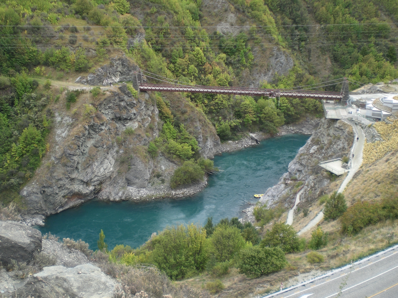 Trift Bridge, Elveţia