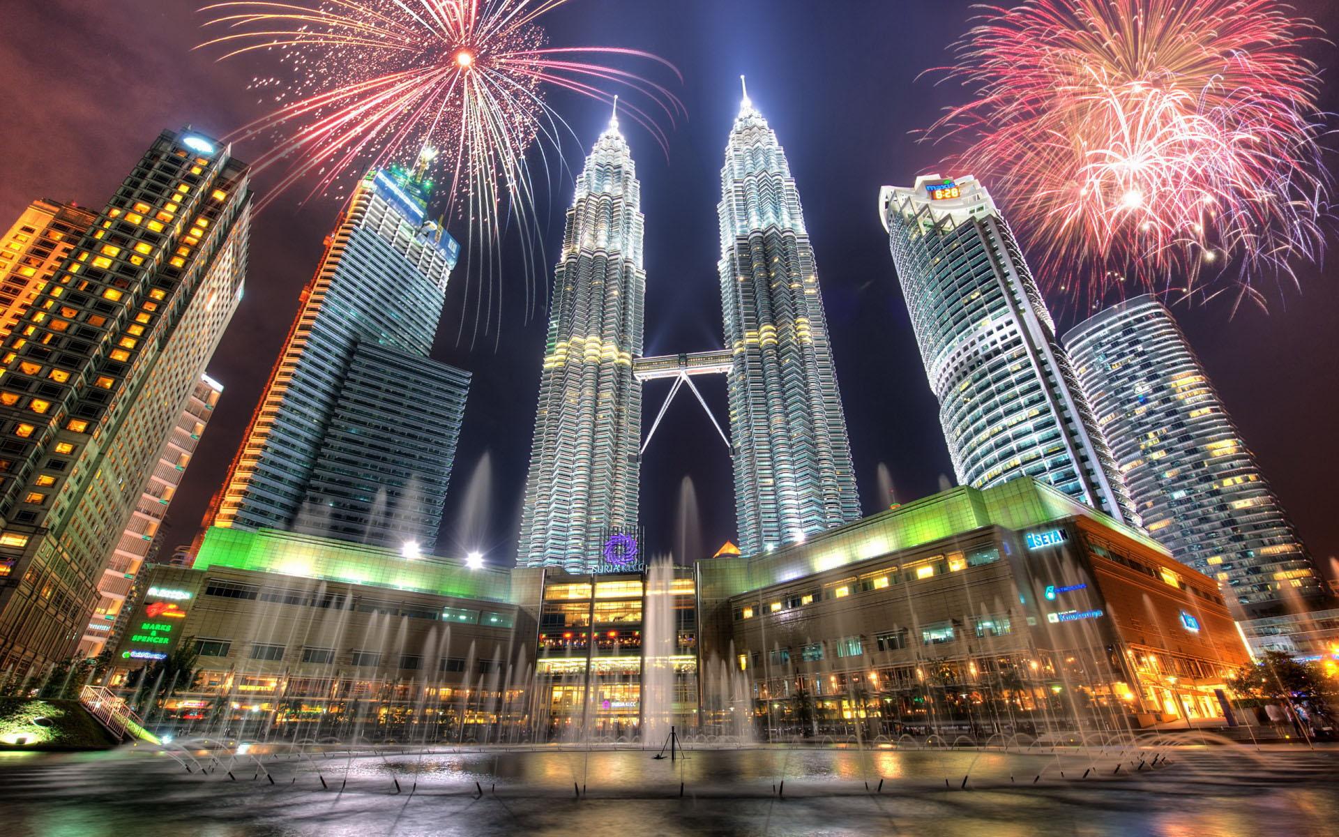 Kuala Lumpur de Revelion