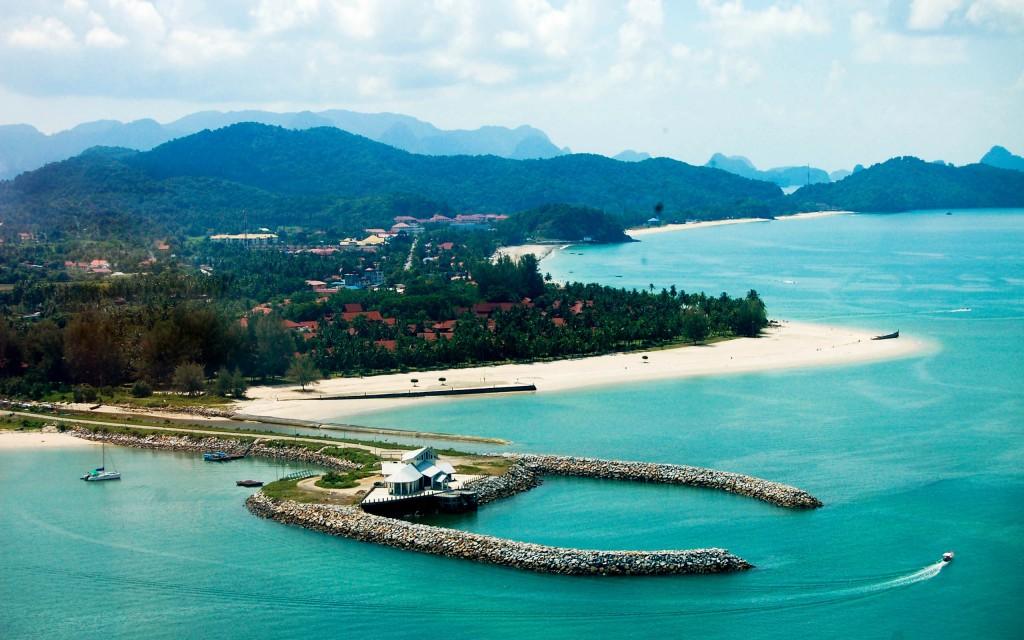 Langkawi, imagine paradisiacă din Malaezia