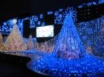 Lumini de Crăciun în Japonia