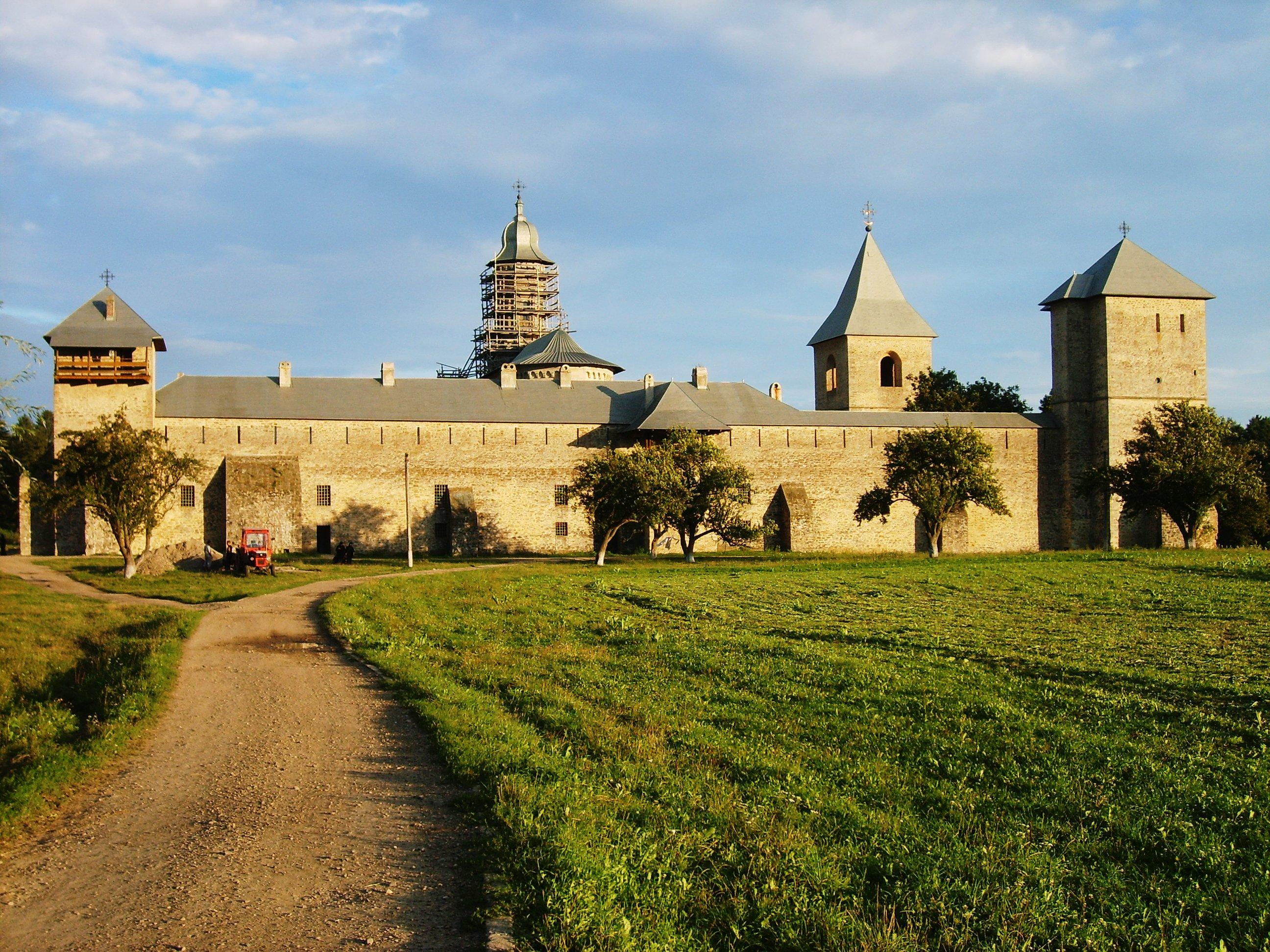 Biserica Mare de la Mânăstirea Dragomirna