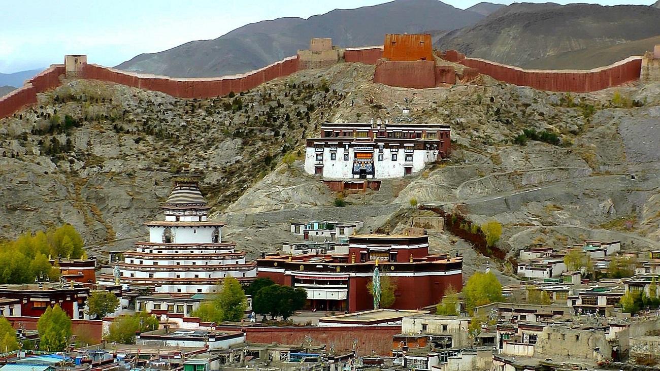 Mănăstirea Palcho