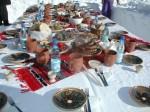 Maramureșenii sunt specialiști în pregătirea meselor îmbelșugate
