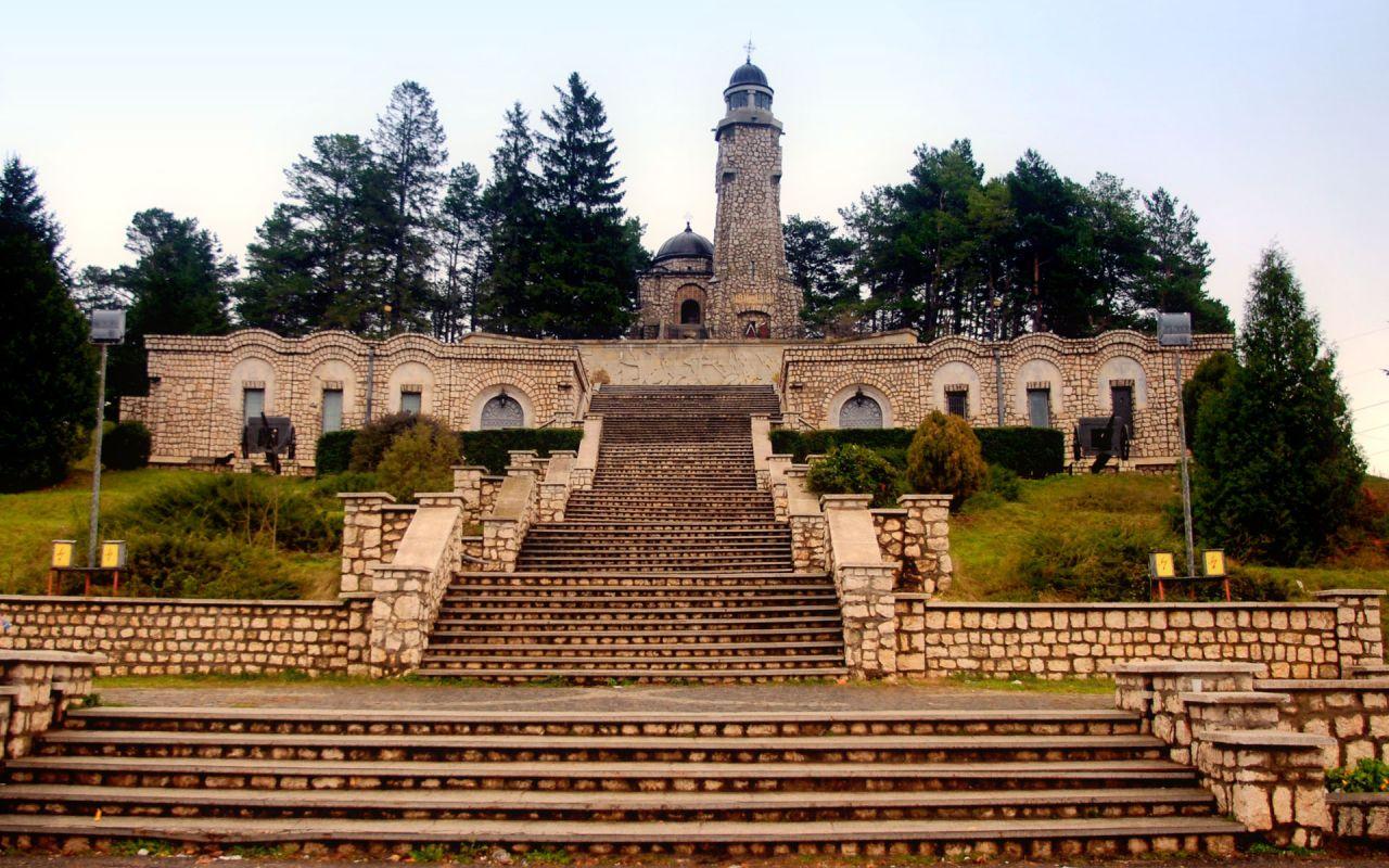 Capela din Mauzoleul Mateiaș