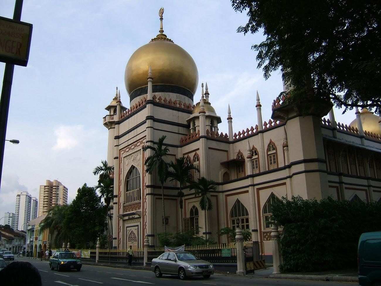 Moscheea Sultan, Singapore