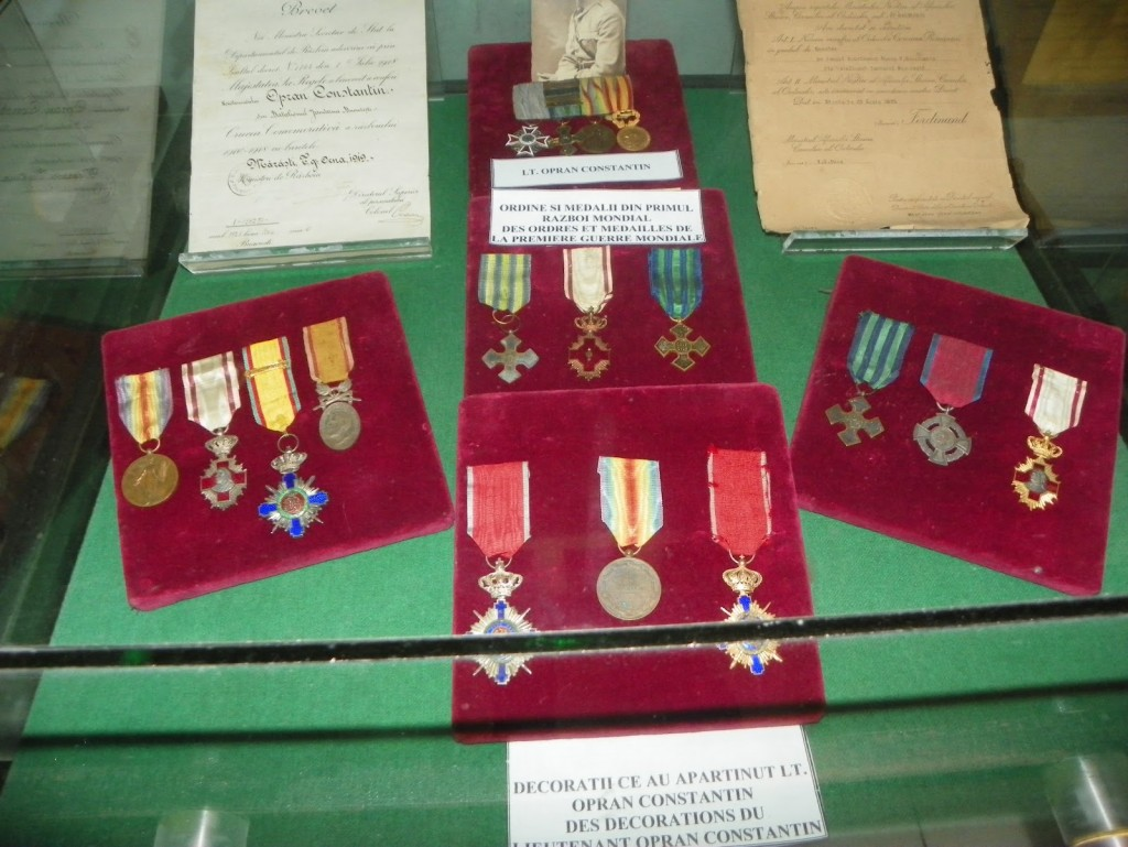 Ordine și decorații din Primul Război Mondial