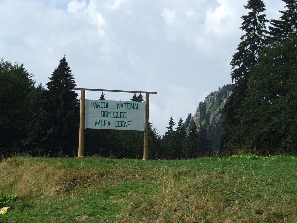 Parcul Național Domogled Valea Cernei