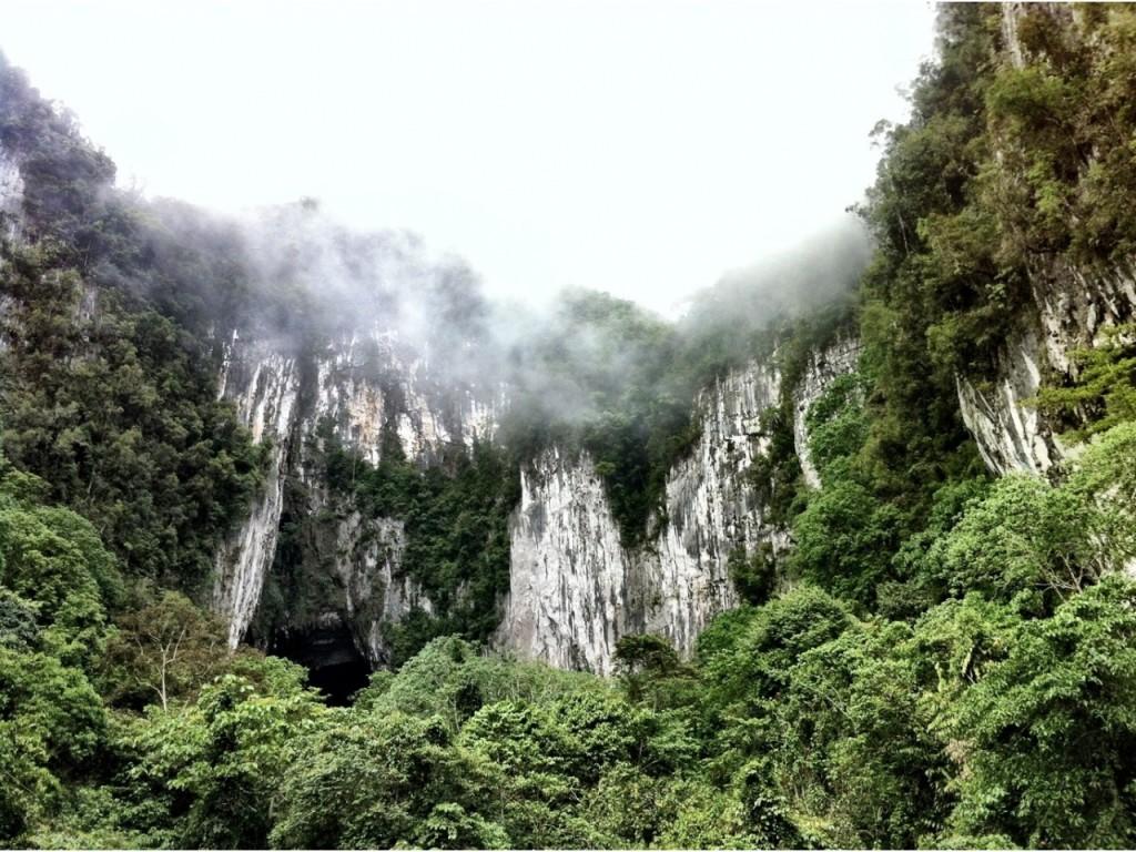 Parcul Național Gunung Mulu