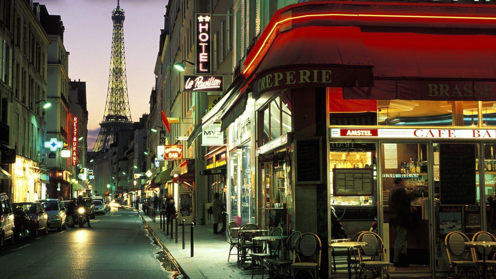 """Romanticul Paris, """"Oraşul Luminii"""""""