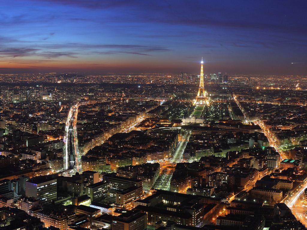 Parisul luminilor