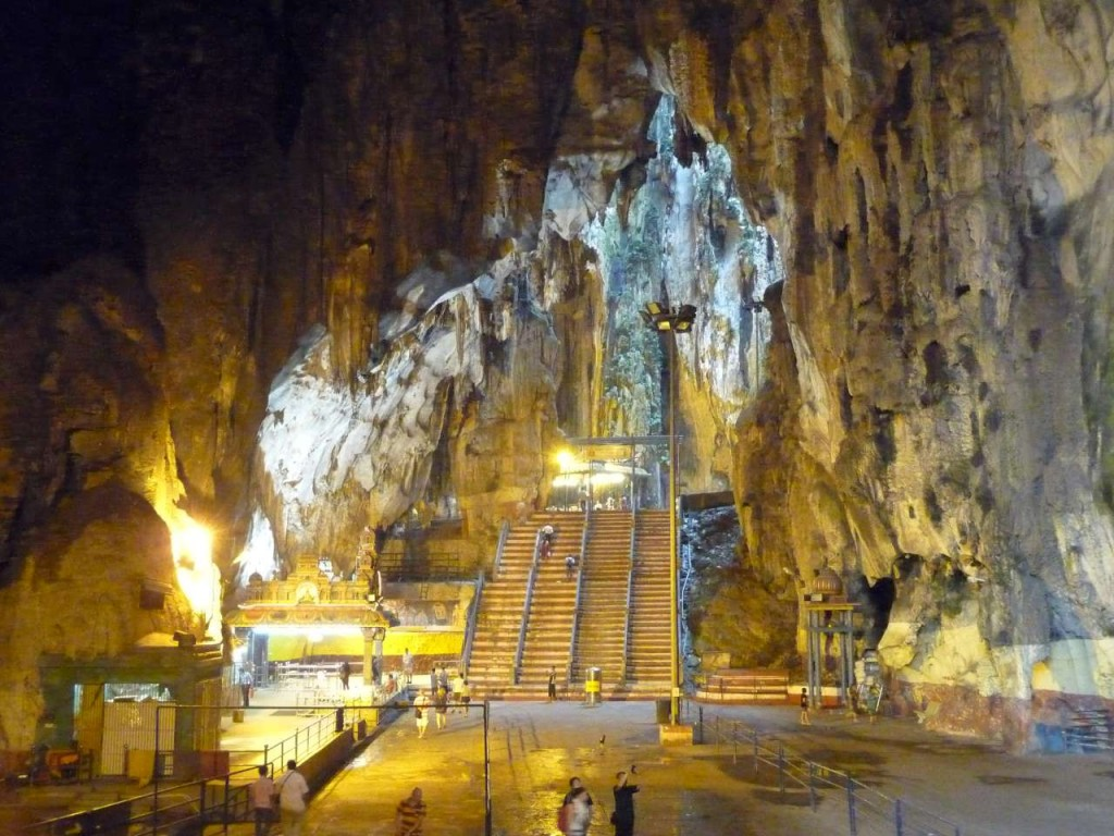 Peșterile Batu din Malaezia