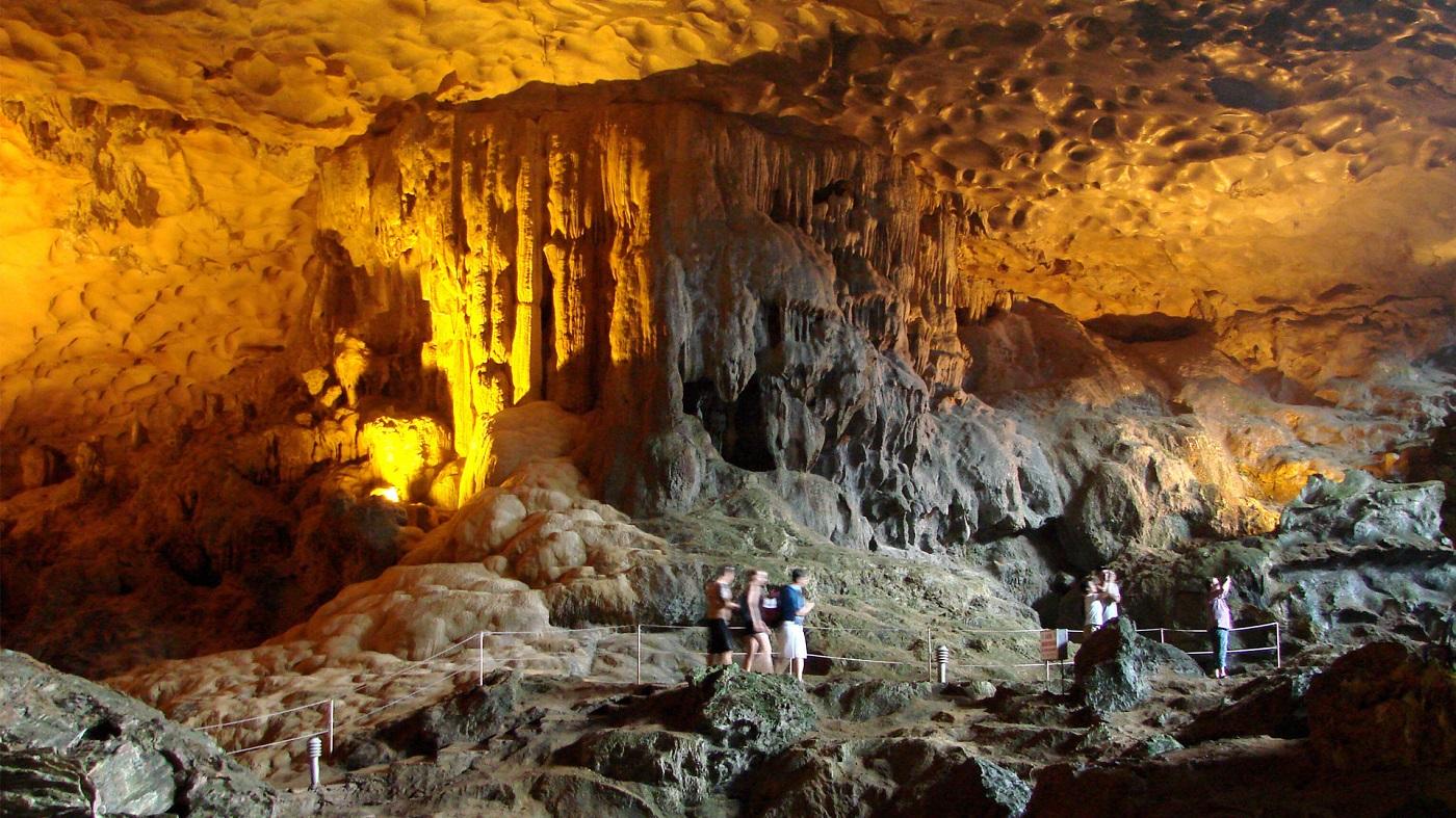 Peșterile Skocjan, Slovenia