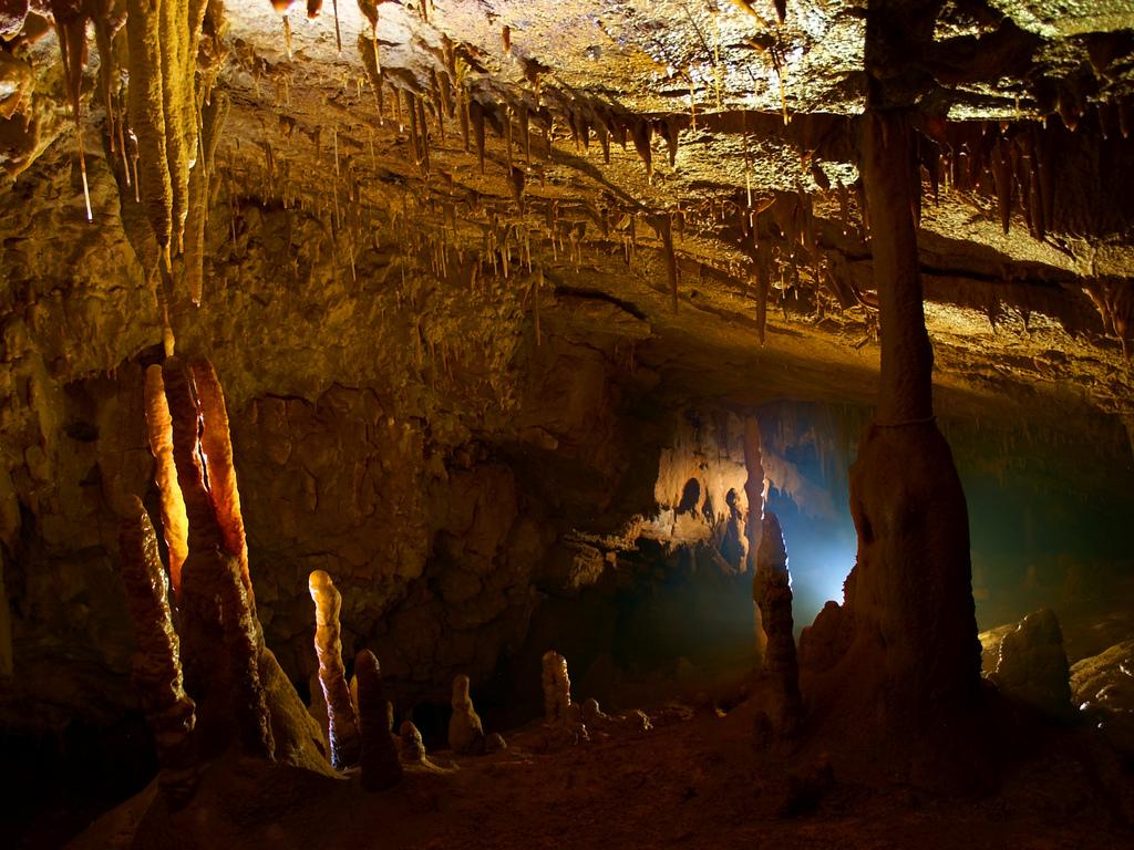 Peșterile Skocjan, o sculptură a naturii