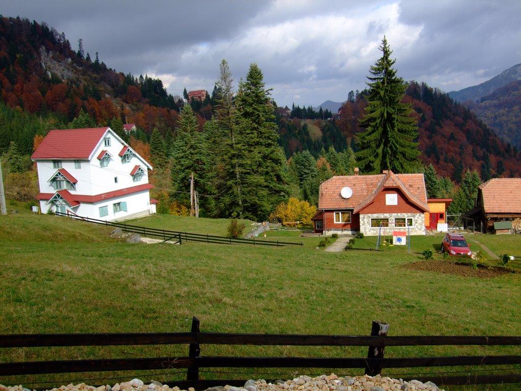 Pensiuni de la Pârâul Rece pe Valea Prahovei