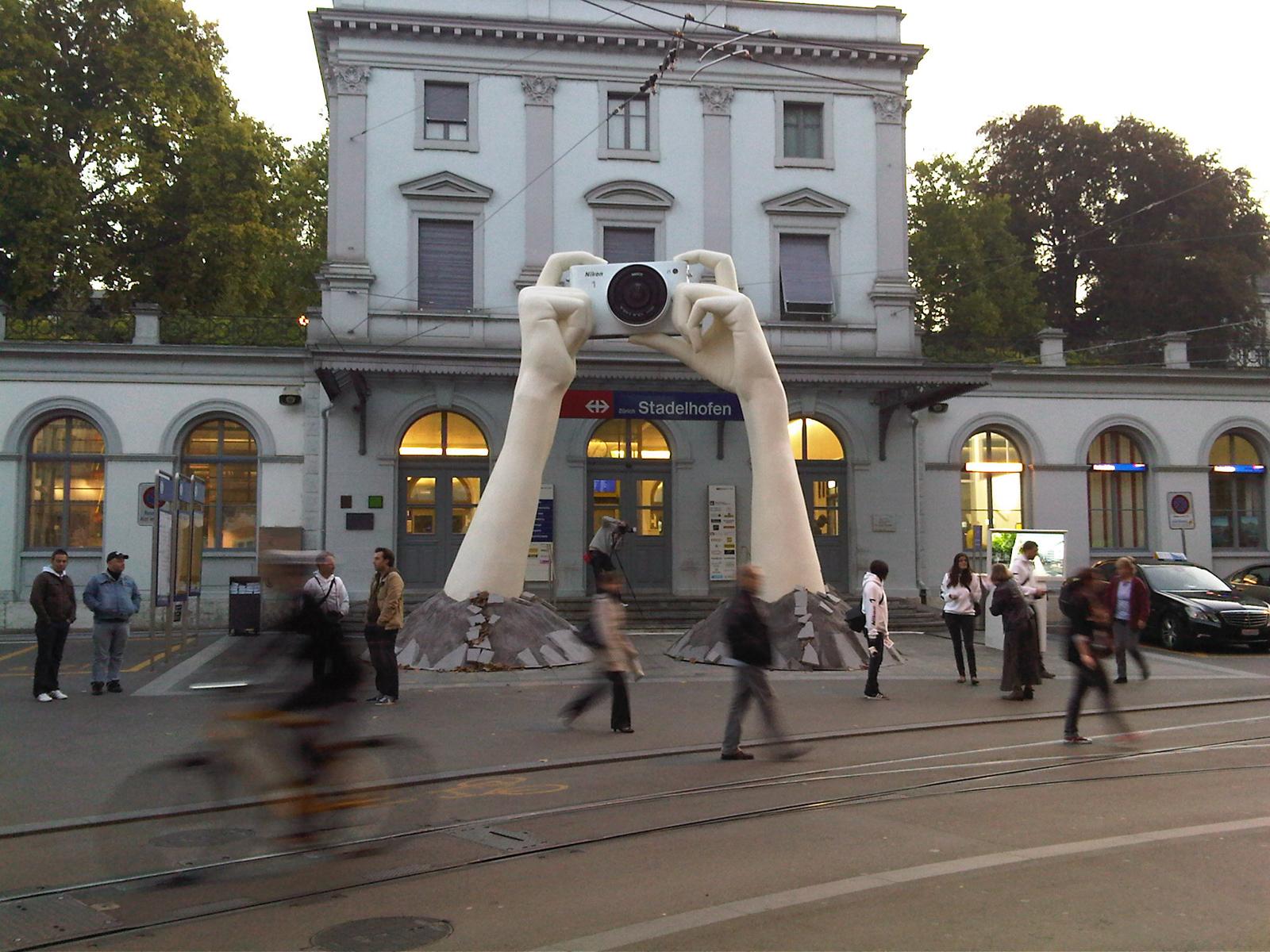 Monument din Zurich