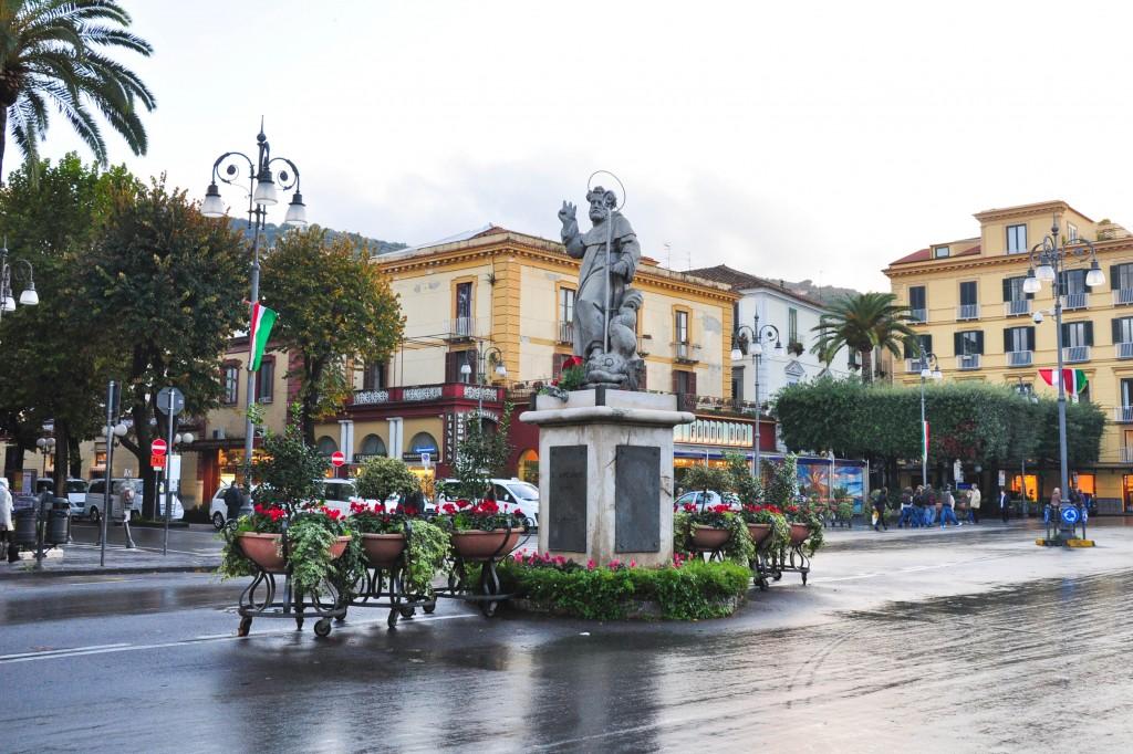 Piaţa Tasso, Sorrento
