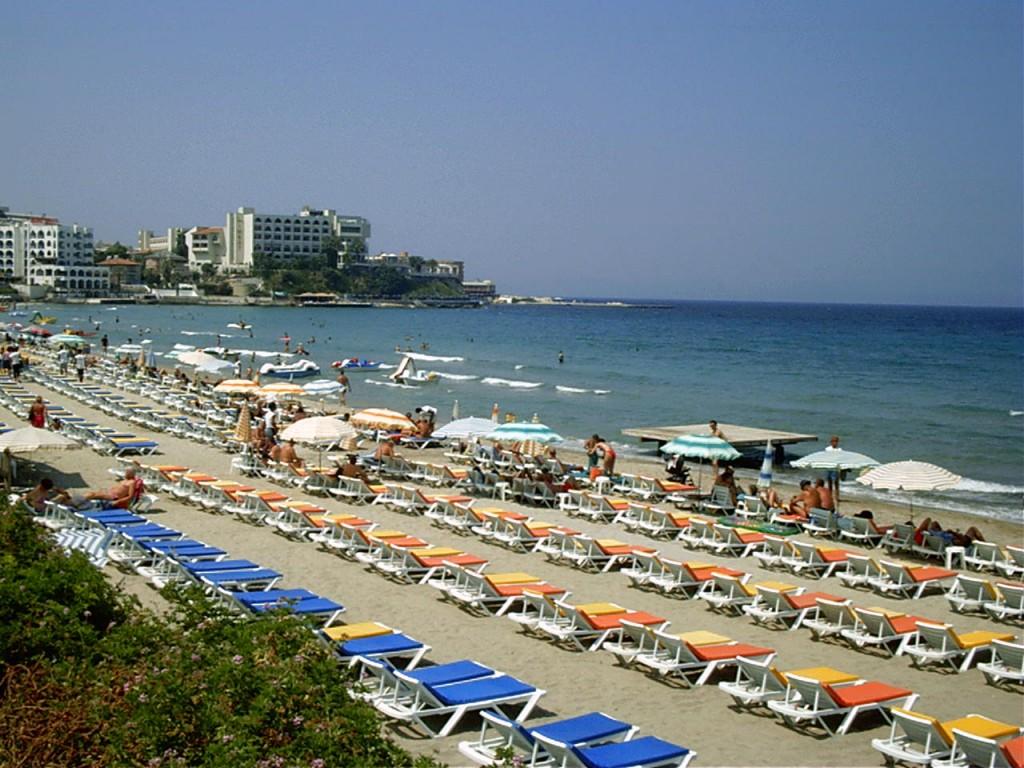 Plajele sunt excelent întreținute