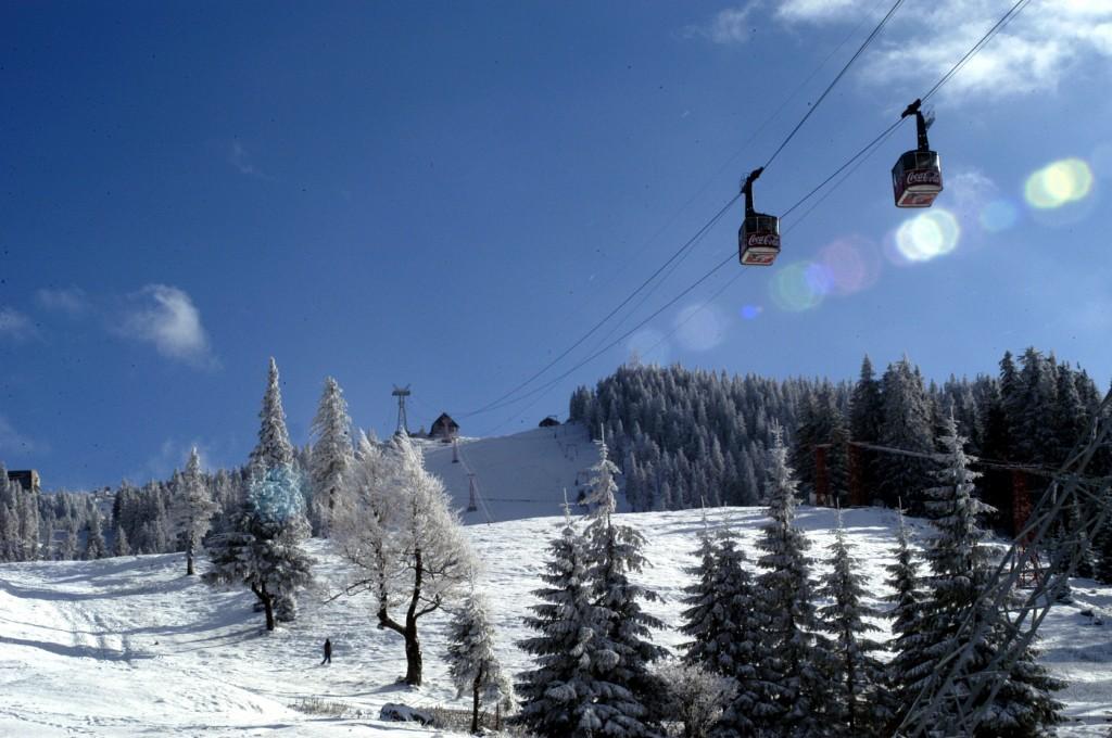 Poiana Brașov iarna