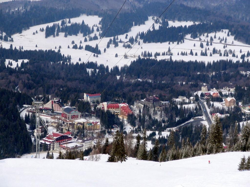 Poiana Brașov, o stațiune în mijlocul naturii