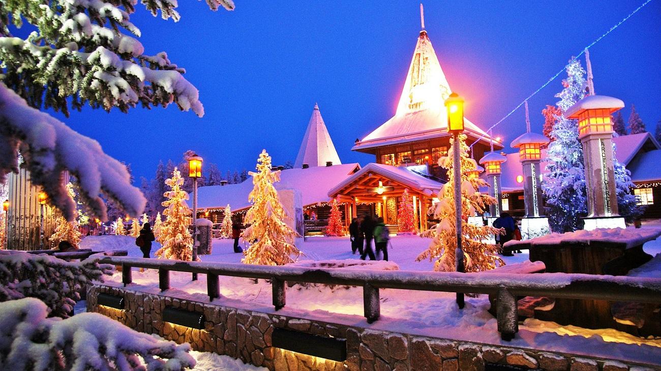 Rovaniemi, orașul Crăciunului