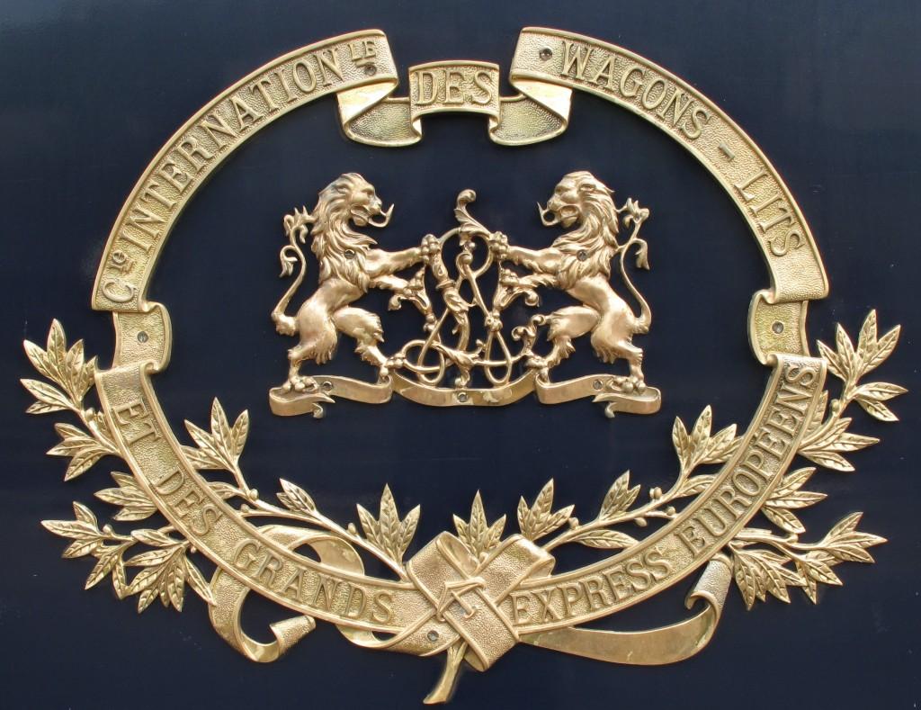 Stema companiei ce a administrat Orient Express-ul de la începuturile sale