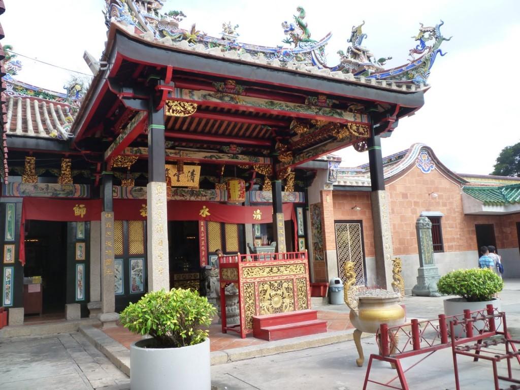 Templul Șerpilor din Penang