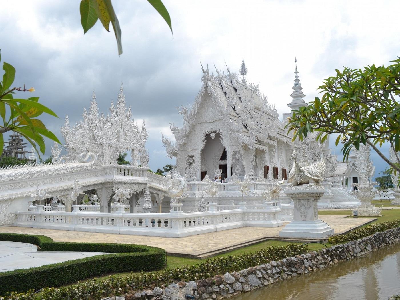 Templul Alb, simbolul purității