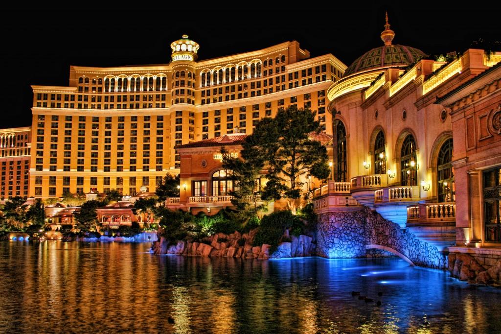 Top 5 hoteluri de lux din Las Vegas Bellagio - un loc al luxului suprem