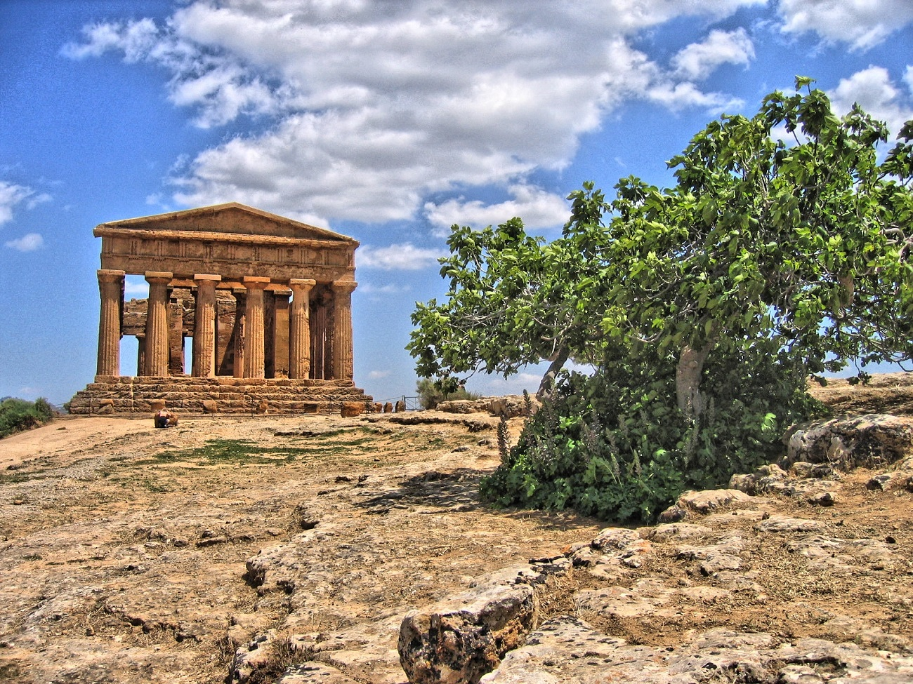 Valea Templelor- o comoară pentru statul italian