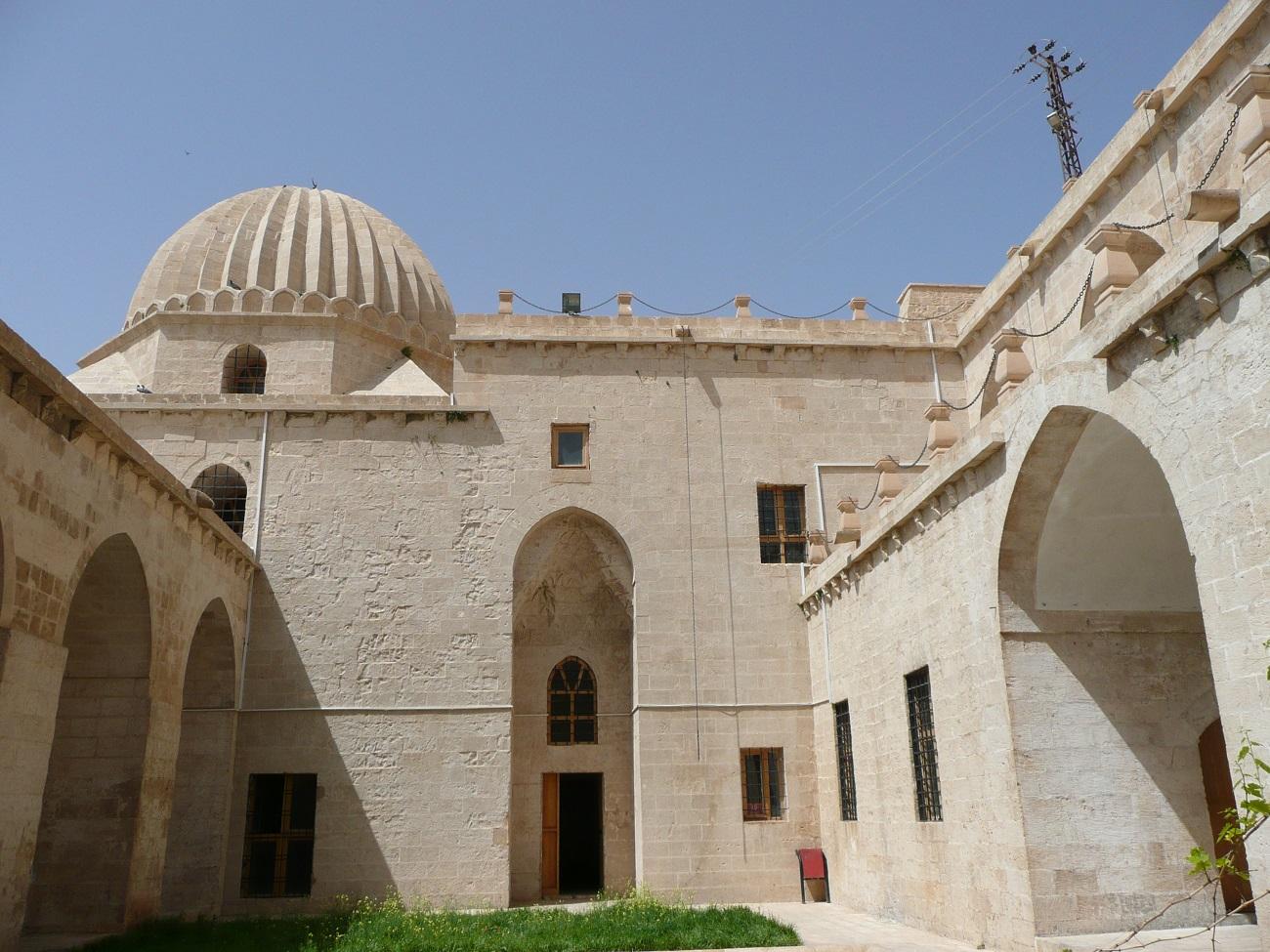Zinciriye Medresesi, şcoala din Mardin