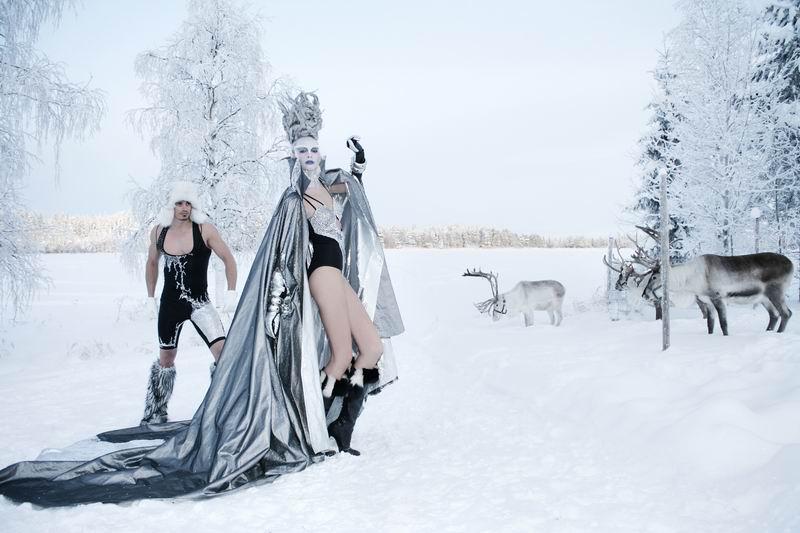 Laponia, tara lui Mos Craciun